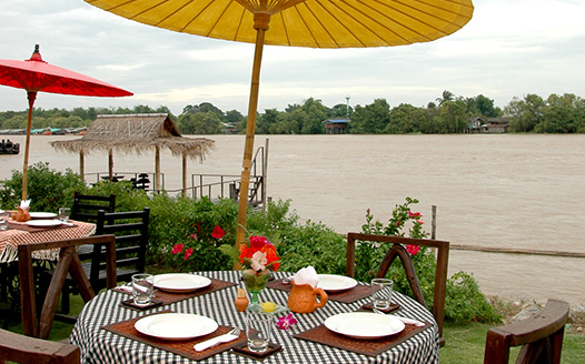 Ayutthaya Garden River Home Gallery